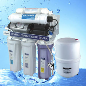 6stage Reverse Osmosis Machine (RO-50G-6) pictures & photos