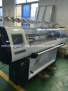 Double System Cardigan Making Machine China