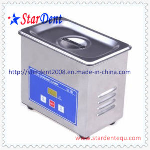 0.6L Stainless Steel Digital Tabletop Ultrasonic Cleaner of Dental Unit pictures & photos