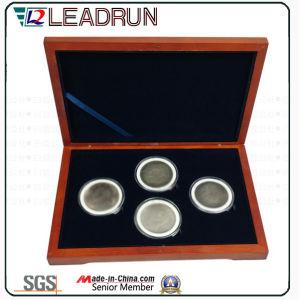 Badge Collection Case Medal Gift Souvenir Commemorative Coin Box EVA Insert Pack Box (D28) pictures & photos