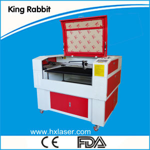Rabbit Laser Engraving Cutting Machine Hx-1290se pictures & photos