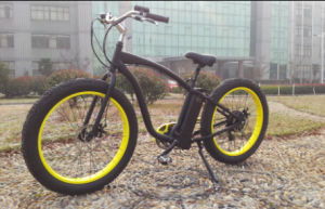 Buy Strong 48V Fat Tyre Electric Bikes in China pictures & photos