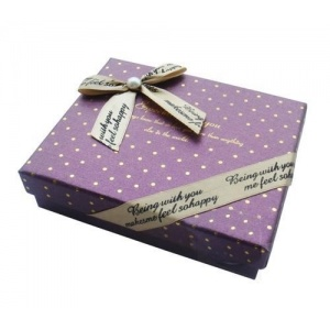 Carboard Paper Packaging Box, Gift Box