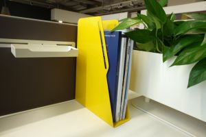 Uispair Patent Modern Office Accessory File Box Storage Stand File Tray pictures & photos