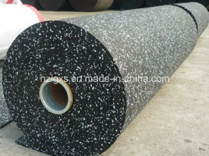 EPDM Dots Rubber Flooring Rolls/ Rubber Mats pictures & photos