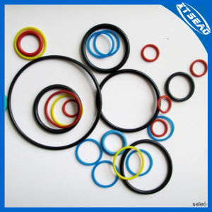 NBR Nitrile Butadiene Rubber Oil Resistant O-Rings. pictures & photos