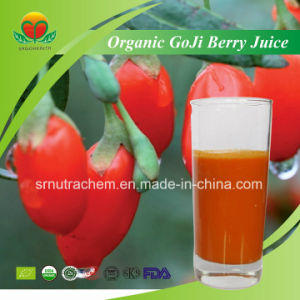 Manufacturer Supplier Organic Goji Berry Juice pictures & photos