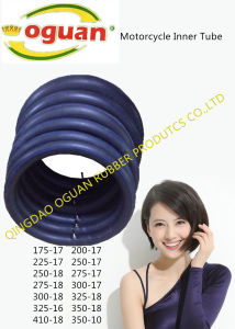 The Top Material Mature Technology Motorcycle Butyl Rubber Inner Tube pictures & photos