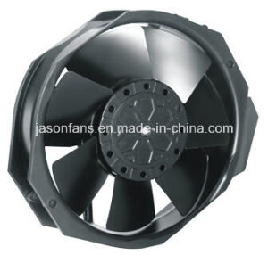 Aluminum Alloy Frame AC Axial Fan 172*150mm (FJ14532MAB) pictures & photos