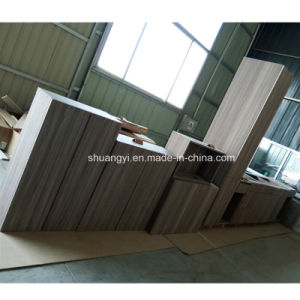 Modern Modular Kitchen MDF Kitchen Cabinet Model pictures & photos