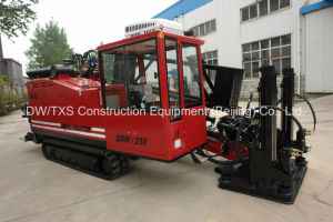 Trenchless Horizontal Directional Drilling Machine Drilling Rig Ddw-250 pictures & photos