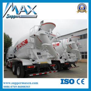 Sinotruk Brand 8X4 380HP HOWO Euro4 12cbm Concrete Mixer Truck pictures & photos