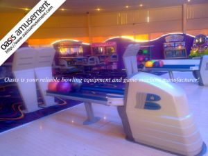 Bowling Equipment with Original Ball Return System pictures & photos