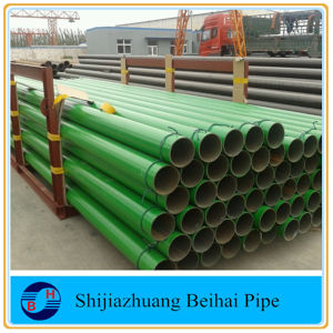 3lpe Coating Pipe API 5L Grade X52 Carbon Steel Pipe pictures & photos