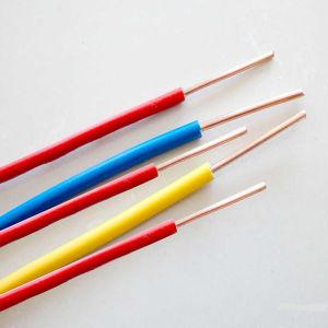 China Electric Wire Single Wire Copper Core Ground Wire Bv