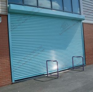 Automatic Roller Shutter Doors for Industrial Use (BH-SD17) pictures & photos