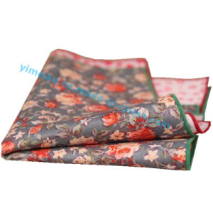 Promotional Show Beautiful Patterns Handkerchief for Men and Women pictures & photos