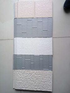 Metal Decorative Insulation Board pictures & photos