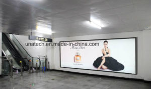 Airport Indoor Wall Mounted Advertising Display Light Box pictures & photos