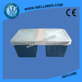 Plastic Waterproof Bed Covers Mattress Protector pictures & photos