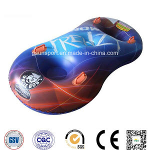 Inflatable Snow Tube for Winter Sports