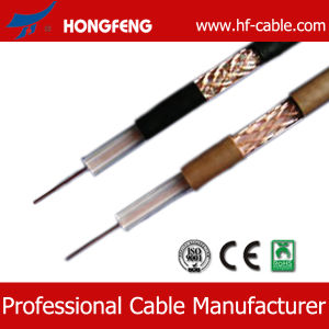 CCTV Cat Double Shield Communication Coaxial Cable Rg5995 pictures & photos