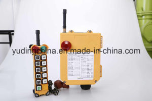 Customized Durable Remote Control Switch Crane Wireless Remote Control F24-10d pictures & photos