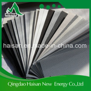 4.5 Color Fastness 0.55mm Thickness Solar Shade Fabrics for Curtains for The Living Room pictures & photos