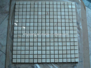 Interior Decoration Marble Mosaic Tile for Decoration / Background Wall pictures & photos