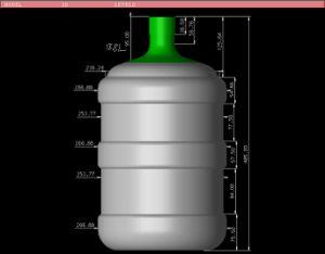 Semi Automatic Single Cavity 5 Gallon Bottle Mold pictures & photos