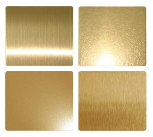 Hot Selling 4*8FT Standard Size Hairline Metal Sheet Made in China pictures & photos