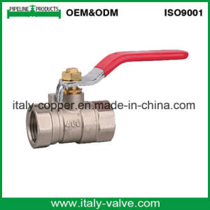 Europe Quality High Press Reduced Brass Ball Valve (AV-BV-1048) pictures & photos