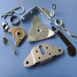Qingdao Fabricated Steel Metal Stamped Parts pictures & photos