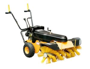 Best Sell 6.5HP Gasoline Power Sweeper (SSG65100A) pictures & photos