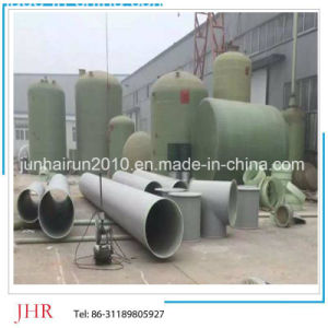 FRP Pressure Vessel Palm Crude Oil Storage Tank pictures & photos