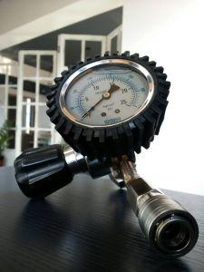 Hyland Brass High Pressure CO2 Regulator