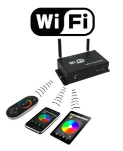 Master WiFi LED RGB Controller pictures & photos