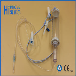 100ml/150ml Disposable Burette Type Infusion Sets for Pediatric pictures & photos
