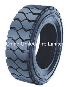New Rubber Forklift Pneumatic Tire, 6.00-9 Industrial Tires pictures & photos