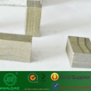 Marble Cutting Diamond Segment - Stone Segment Tools for Quartz Stone Cutting pictures & photos