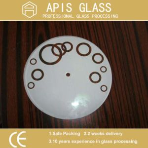 "Diameter 22"" 36"" 48""Round / Circle Home Furniture Coffee / Dining Table Tempered Glass pictures & photos"