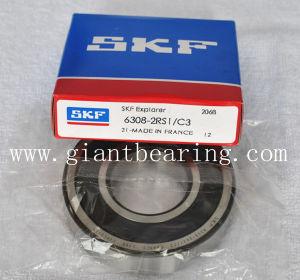 skf bearings c3. chrome steel skf 6308-2rs1/c3 deep groove ball bearings skf c3