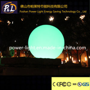 D35cm Fashion Glowing RGB LED Pool Ball pictures & photos