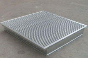 Aluminum Air Grille, Raised Floor (JTFK-L600)