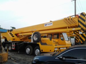 Used Tadano Truck Crane 65t (GT650E) pictures & photos