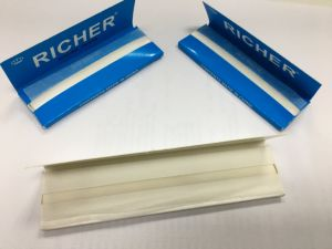 Hand Smoking Rolling Paper King Size Slim pictures & photos