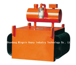 Rcde- Oil Cooled Suspension Type Electromagnetic Magnetic Separator pictures & photos