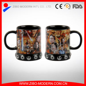 Wholesale Special Shape Mug with Star War Design pictures & photos