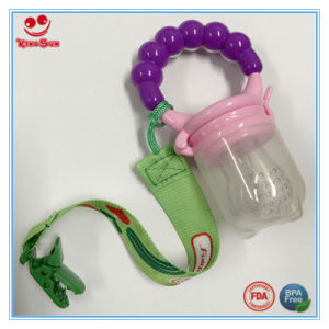Music Rattle Fresh Fruit Feeder for Baby pictures & photos