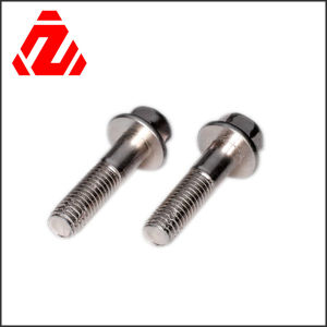 High Strength Carbon Steel Flange Bolts pictures & photos